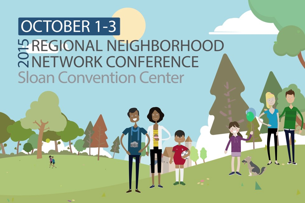 2015 Regional Neighborhood Network Conference Promo