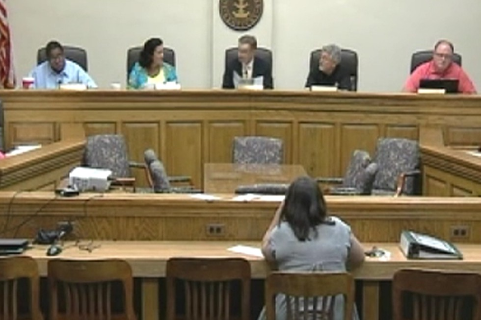6/17/14 Board of Commissioners Regular Session