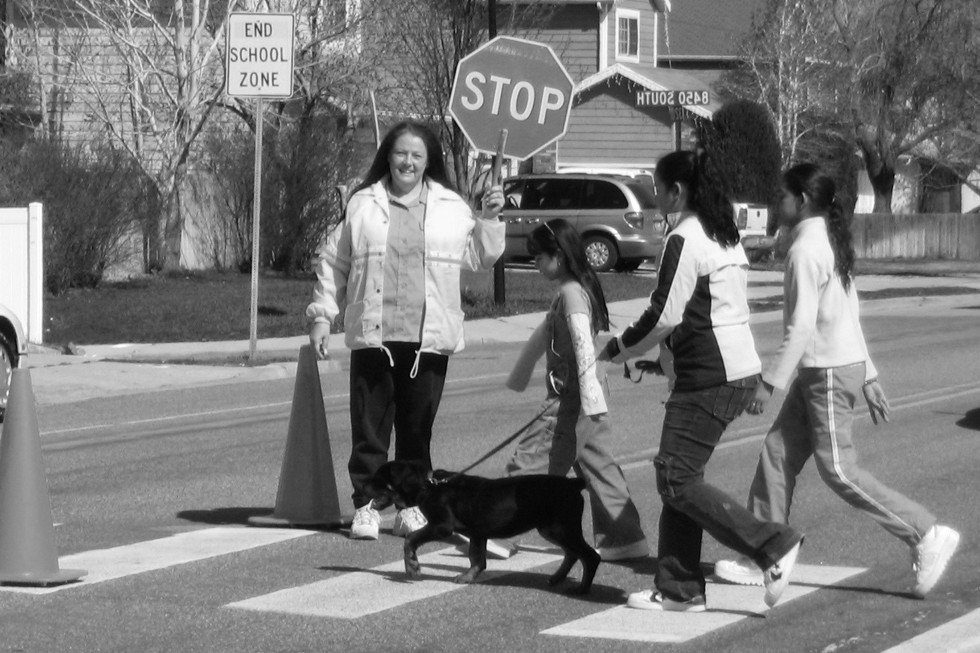 School Crossing Guards