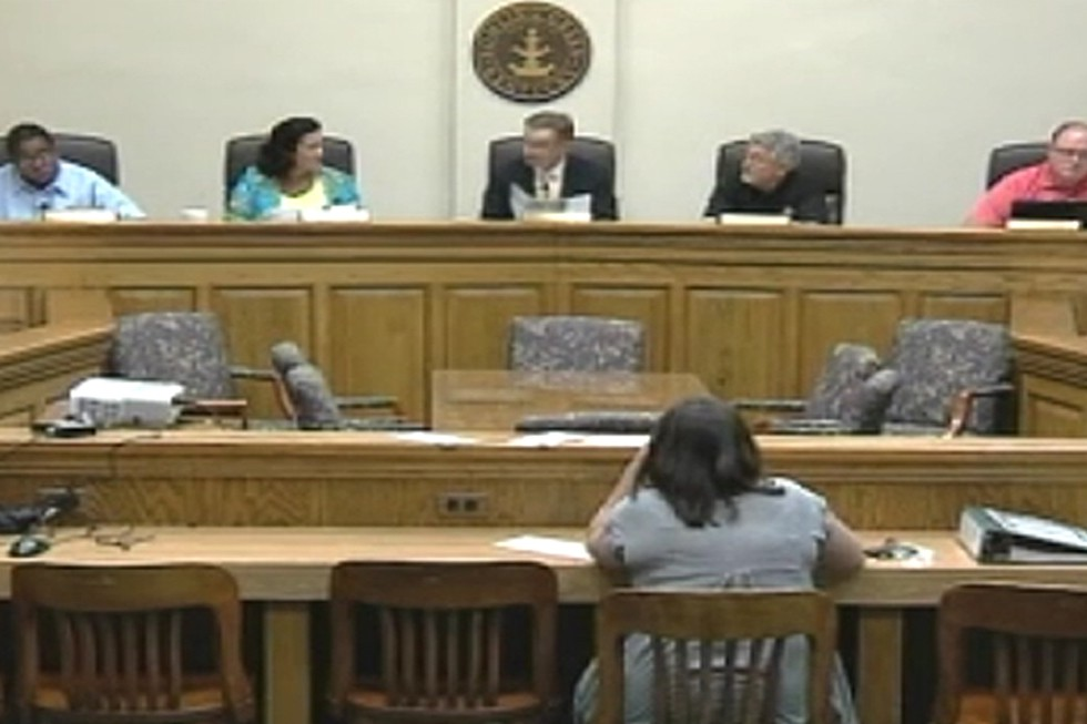 8/5/14 Board of Commissioners Work Session