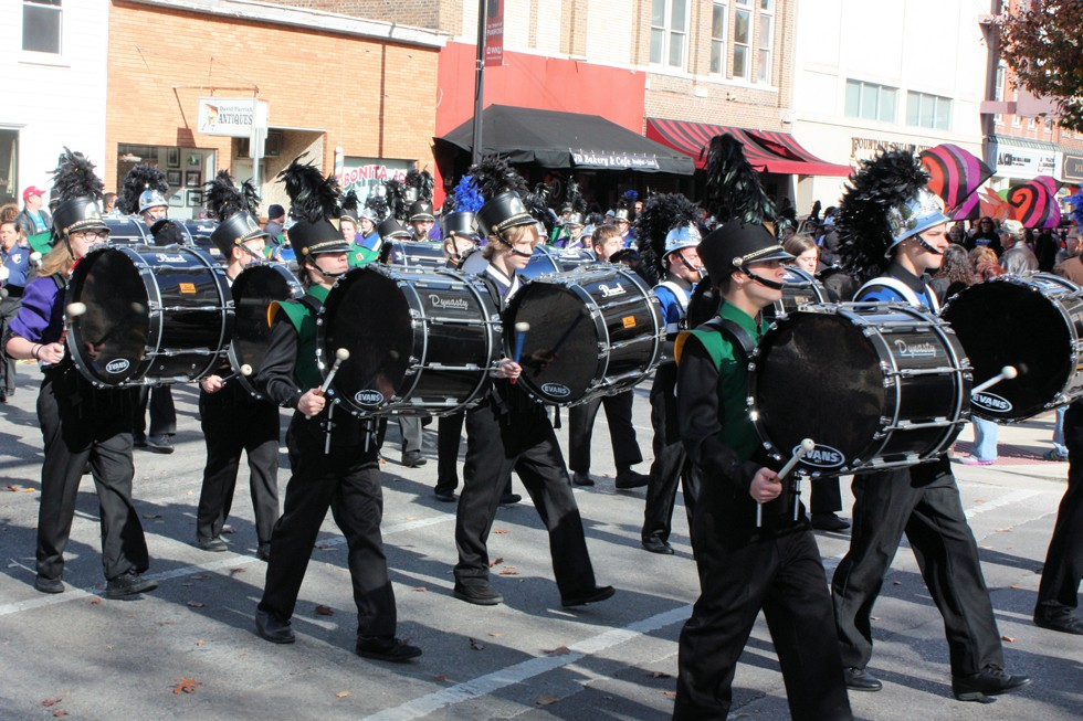 2014 Veteran's Day Parade