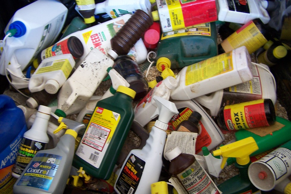 2015 Household Hazardous Waste Day