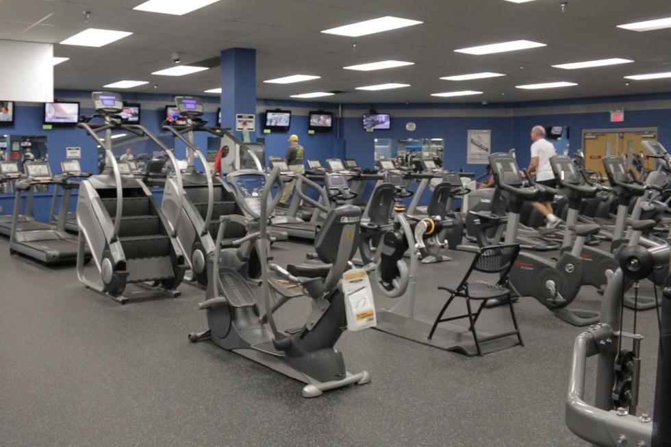 Parks & Rec Fitness Facility