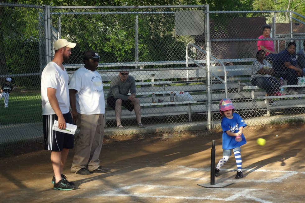 2016 Fall T-Ball & Coach Pitch Registration