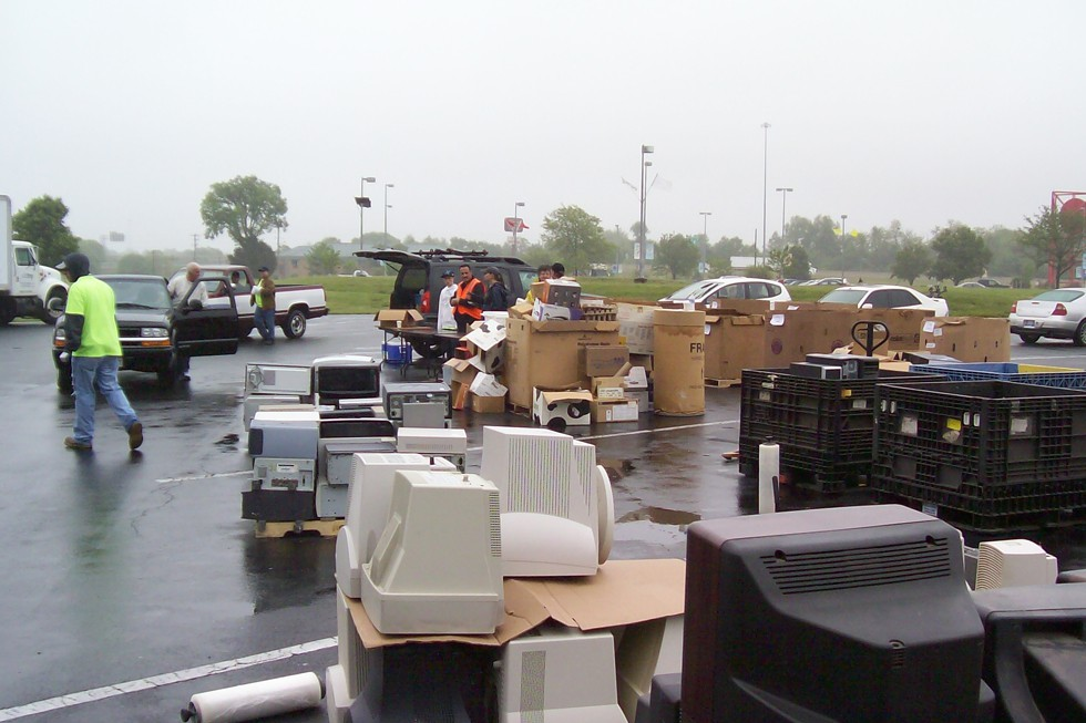 2016 Household Hazardous Waste Day