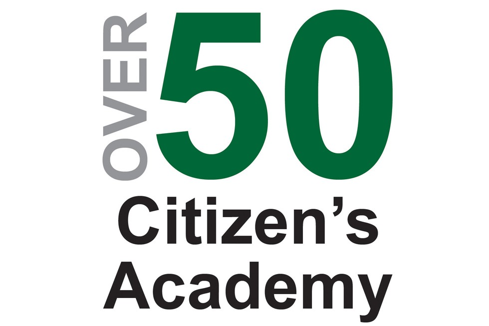 Over 50 Citizen's Academy