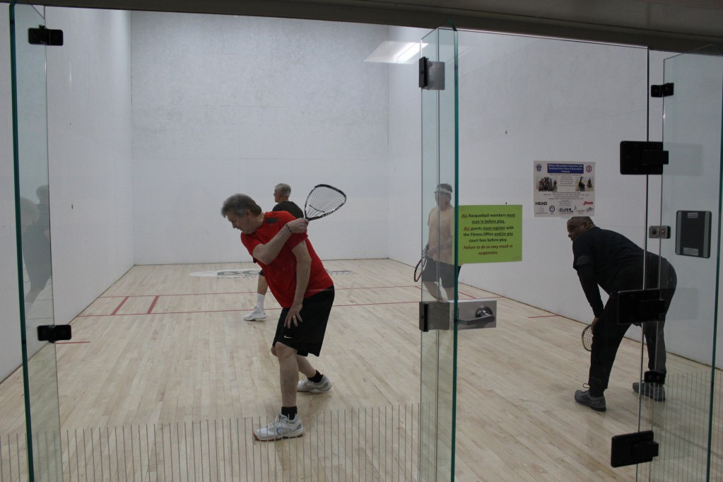 Fitness Facility - Racquetball Court #1