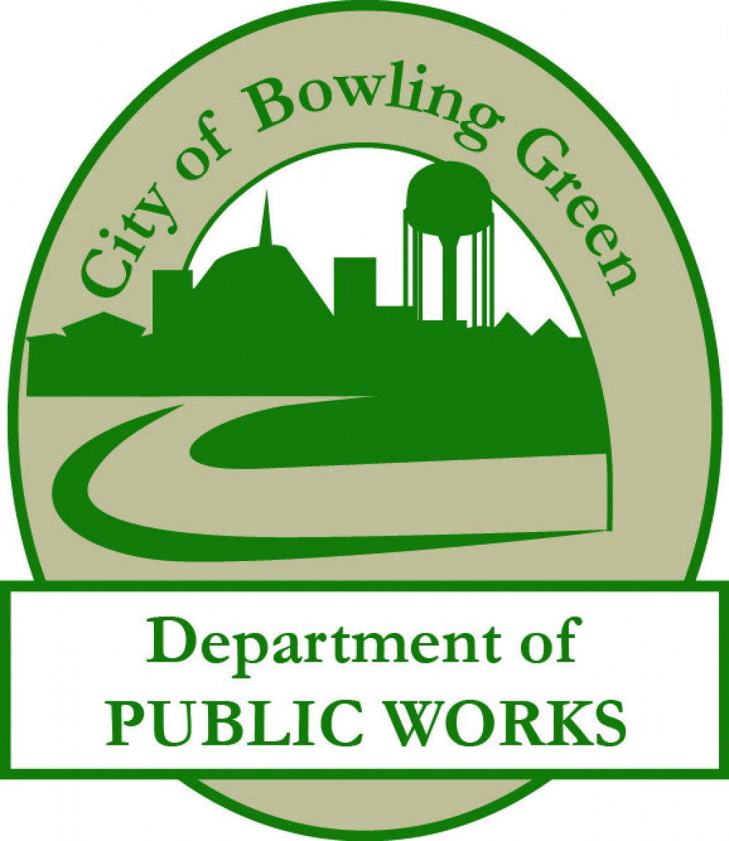 Bowling Green Public Works Department Logo