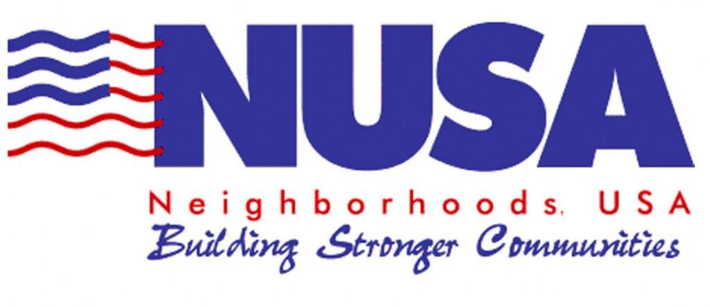Neighborhoods, USA - Logo