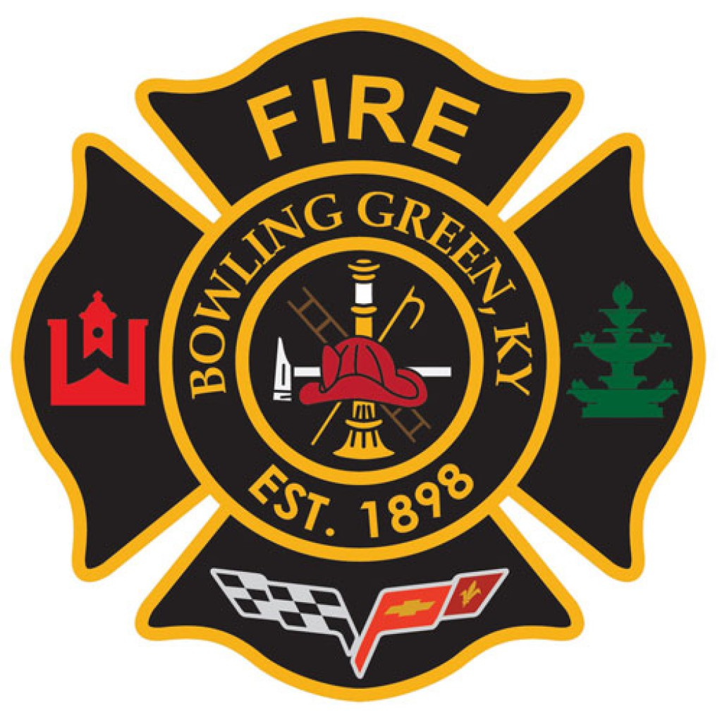 Bowling Green Fire Department - Badge