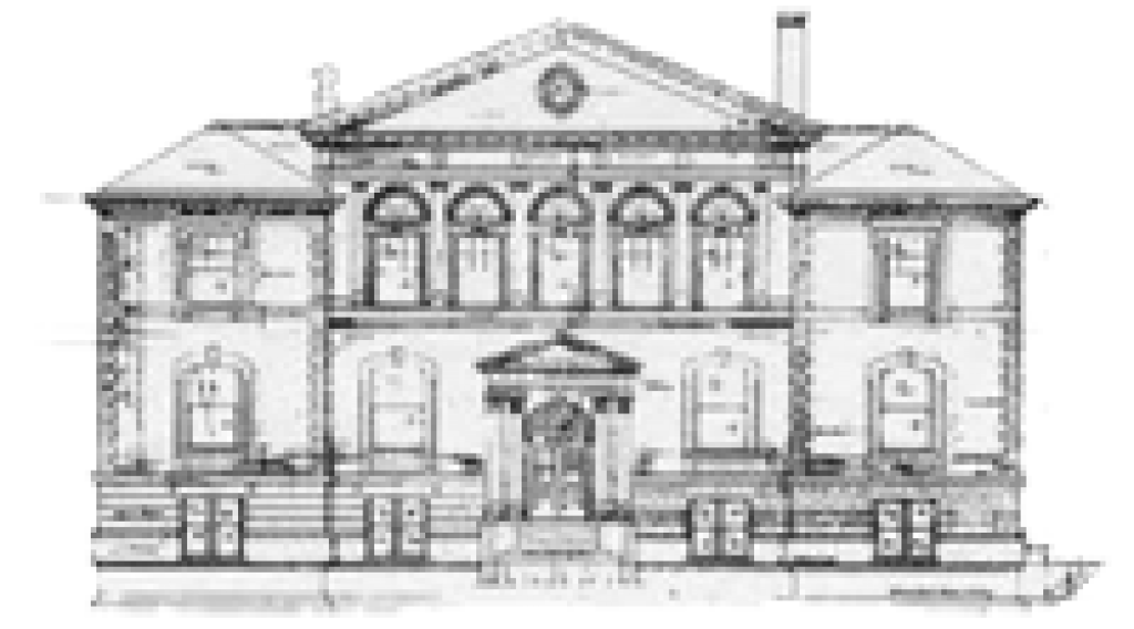 City Hall Drawing