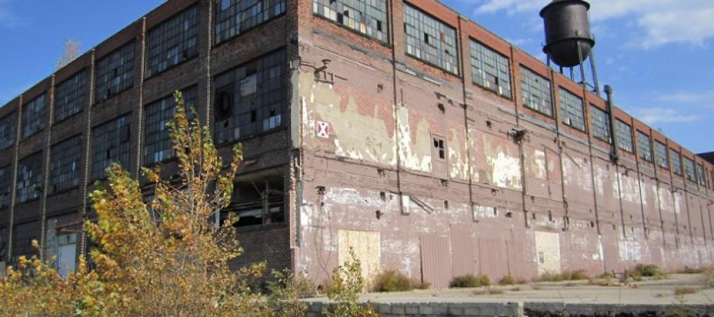 Image of Brownfield Property
