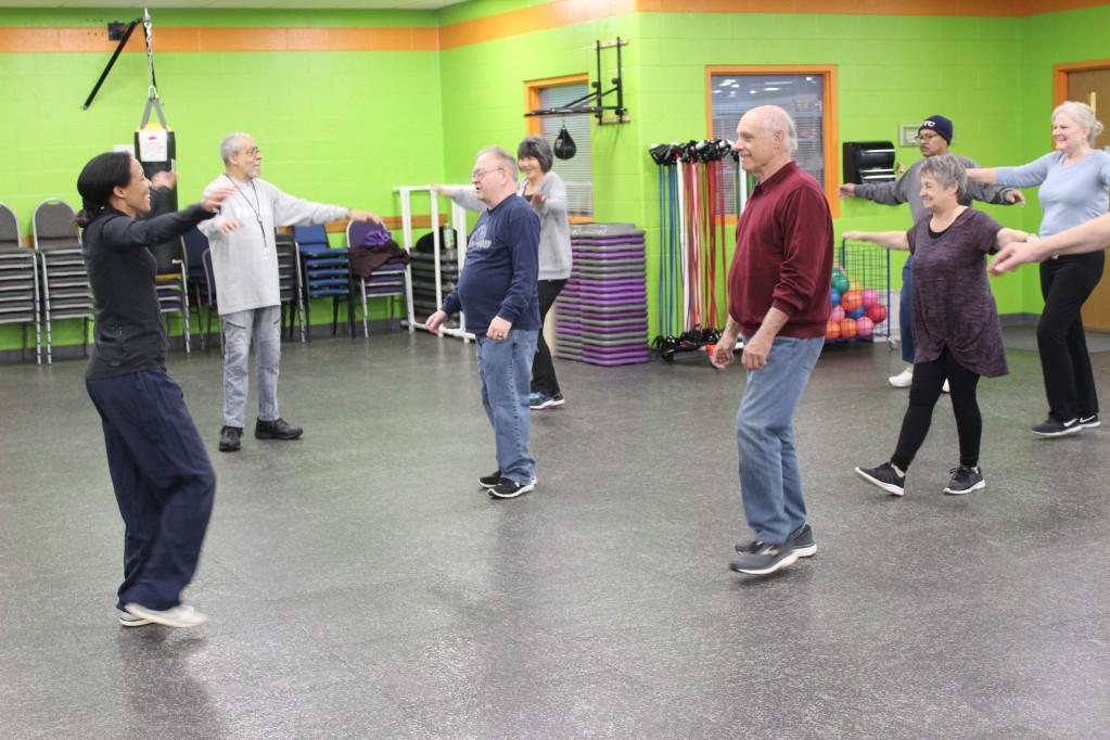 Fitness Facility - Aerobics Room #2