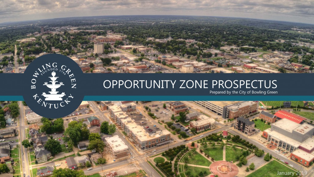 Bowling Green Opportunity Zone (Prospectus)