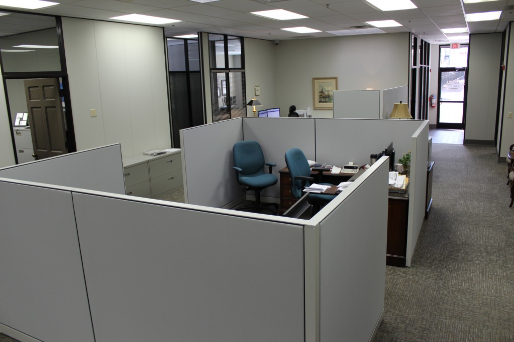Finance Department - Main Finance Area - 2017