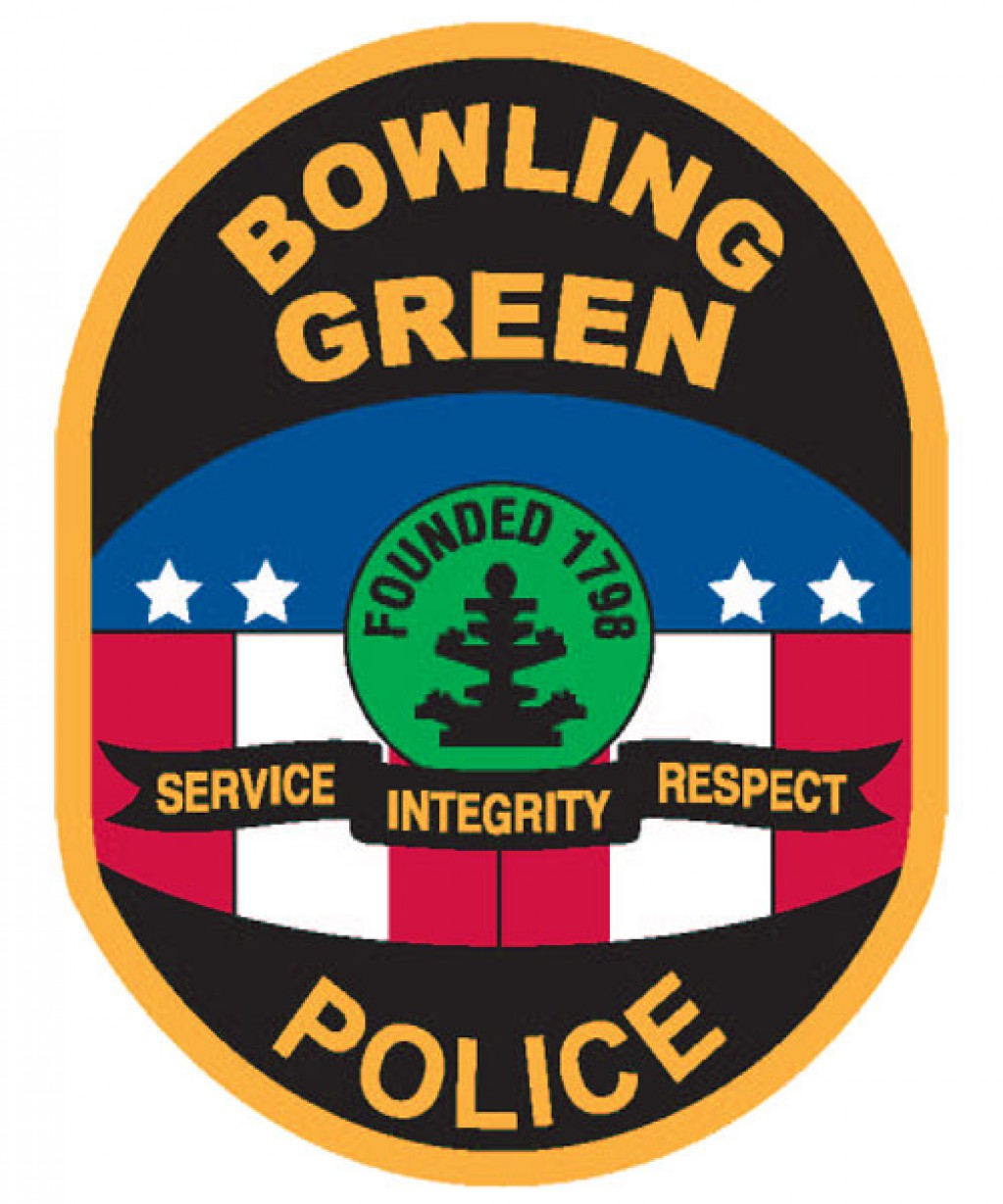 Bowling Green Police Department - Badge