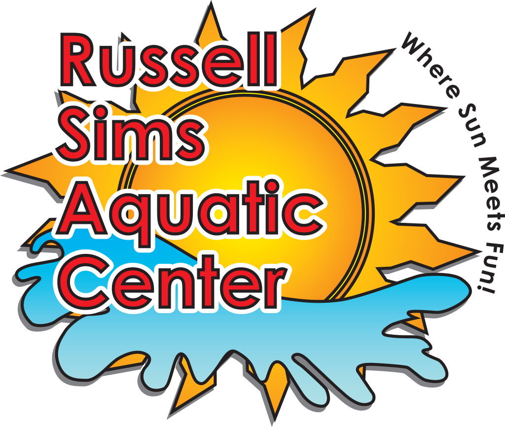 Russell Sims Aquatic Center Logo