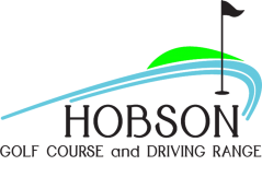 Hobson Golf Course & Driving Range - Logo