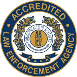 Kentucky Association of Chief's of Police Accreditated Logo