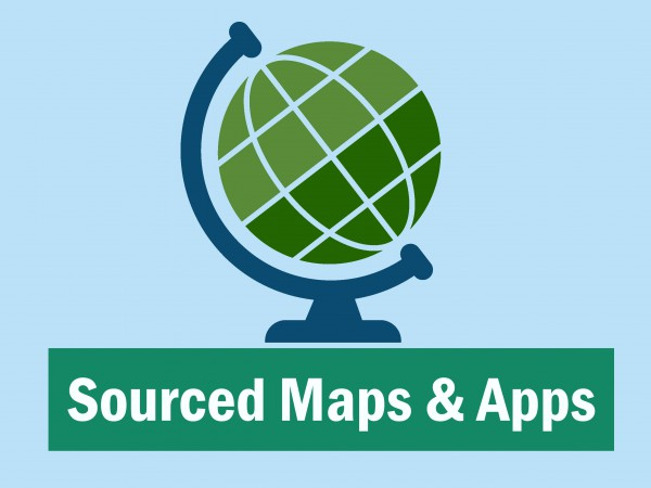 Sourced Maps & Apps