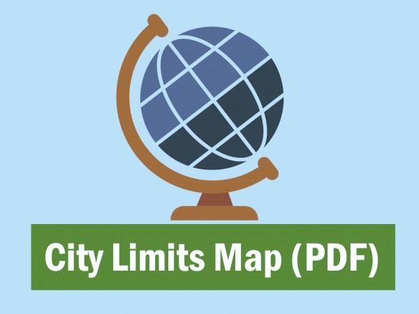 City Limits Map (PDF)