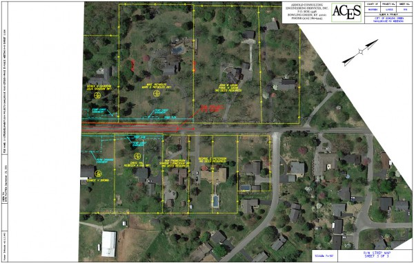 Strip Map (Sheet 3 of 3) - Smallhouse Road Widening Project