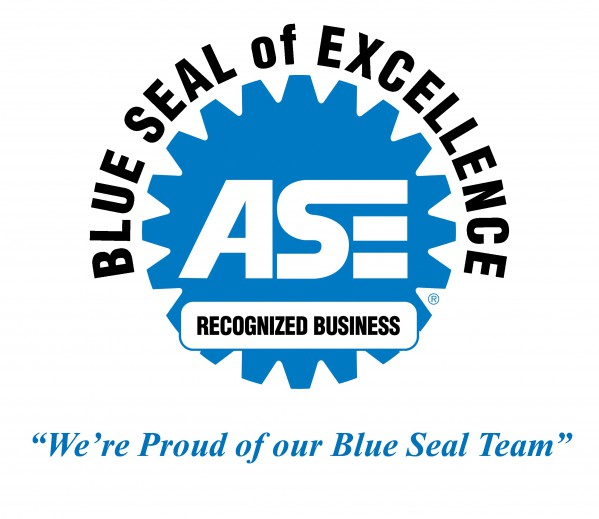 ASE - Blue Seal of Excellence