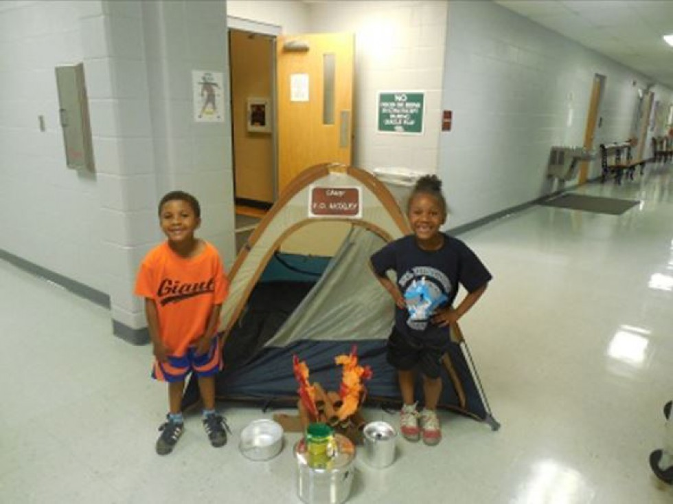 Fall Break Camp at F.O. Moxley Community Center