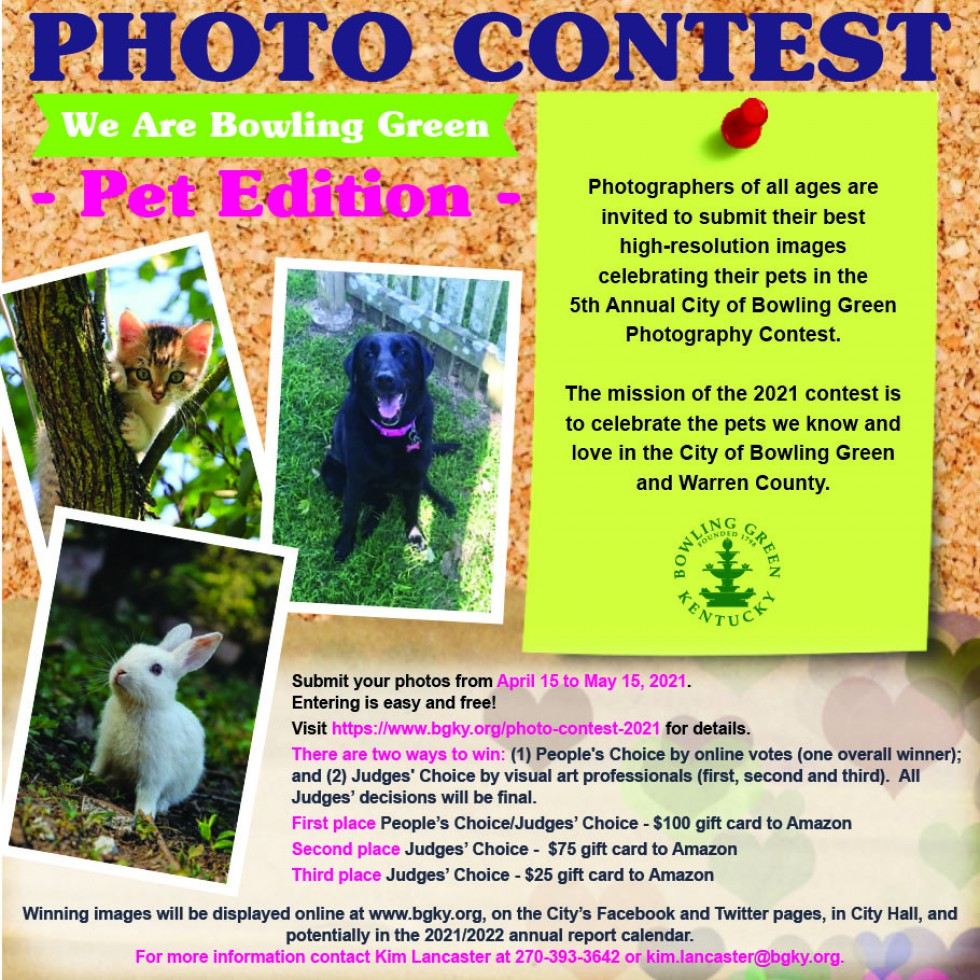 We are Bowling Green Photo Contest