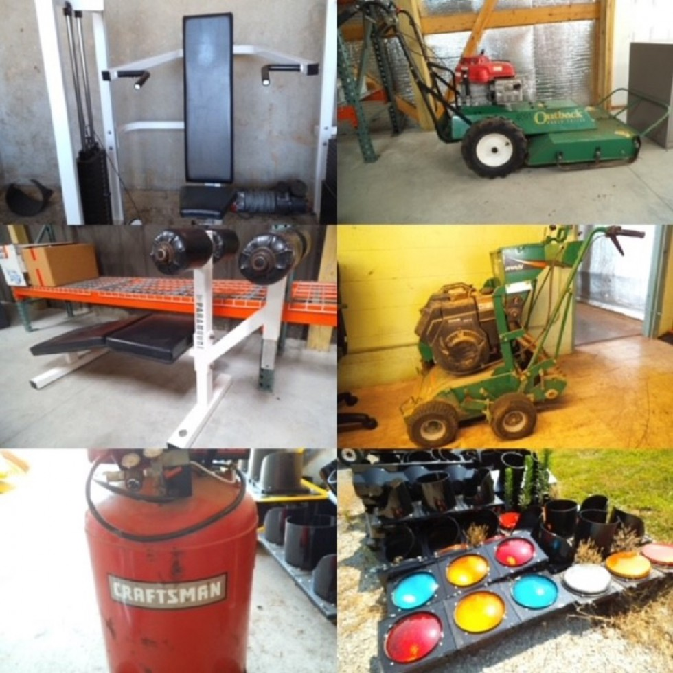 City of BG Online Auction now available
