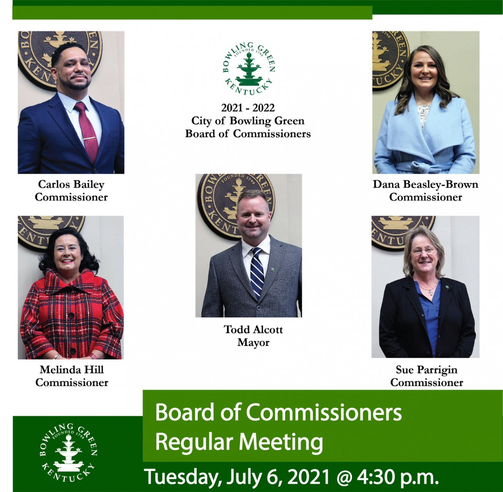 Board of Commissioners Regular Meeting
