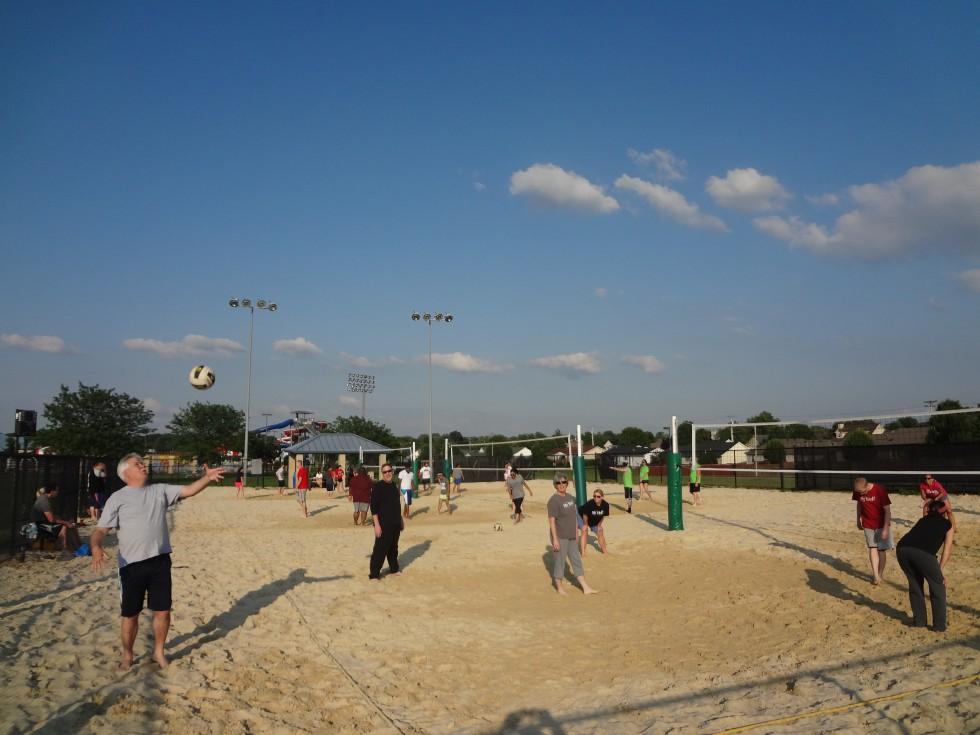 2019 Spring Indoor Volleyball Registration