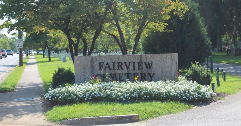Fairview Cemetery Paving