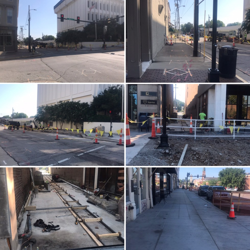 Downtown Updates