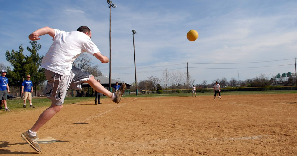 Kickball League Registration