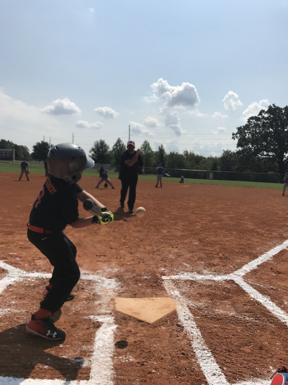 2019 Fall Youth Tee Ball & Coach Pitch Registration