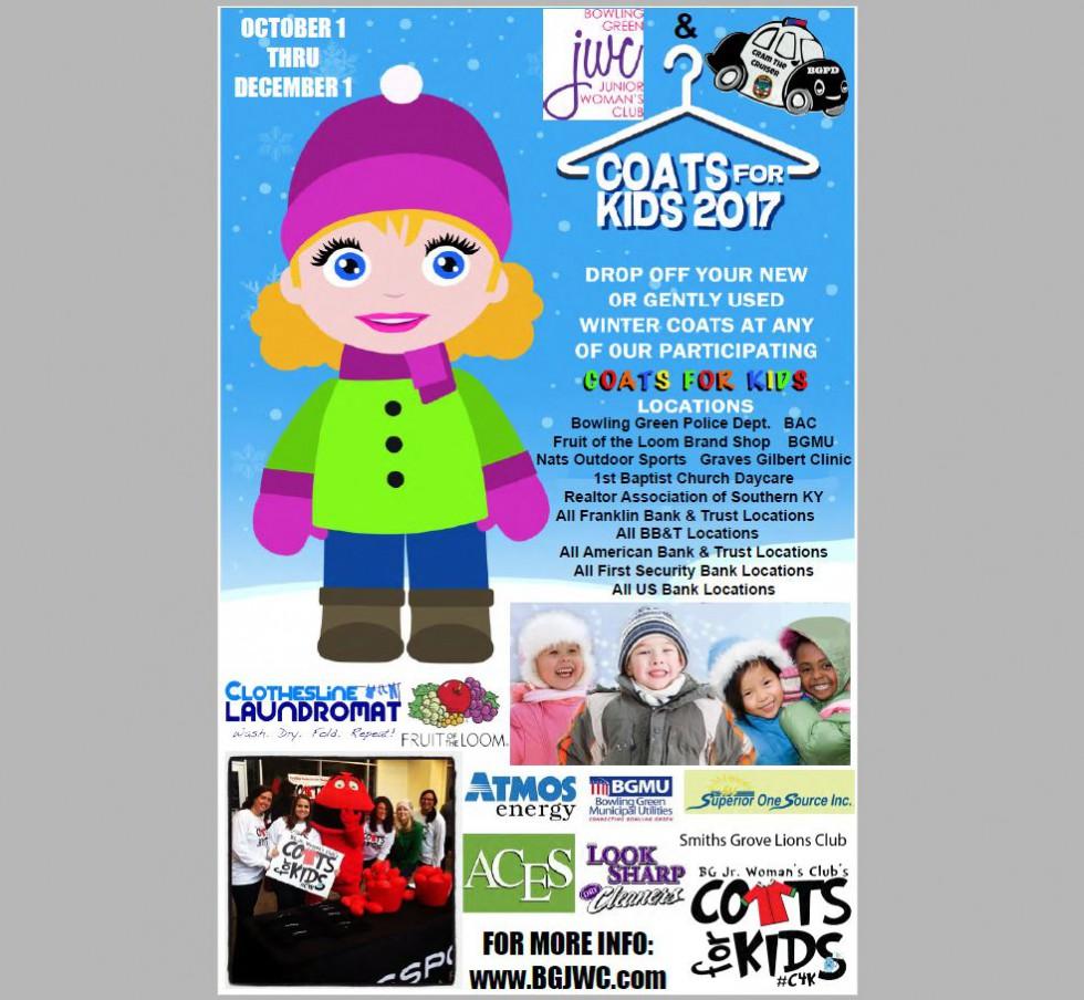 Coats for Kids 2017