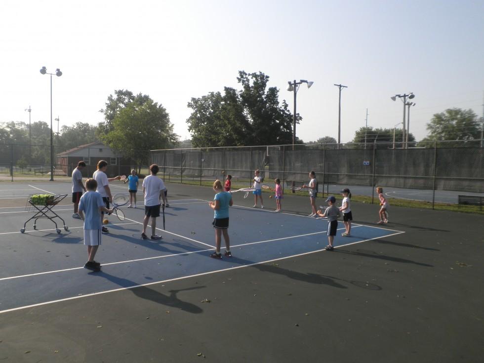 Fall Break Tennis Camp