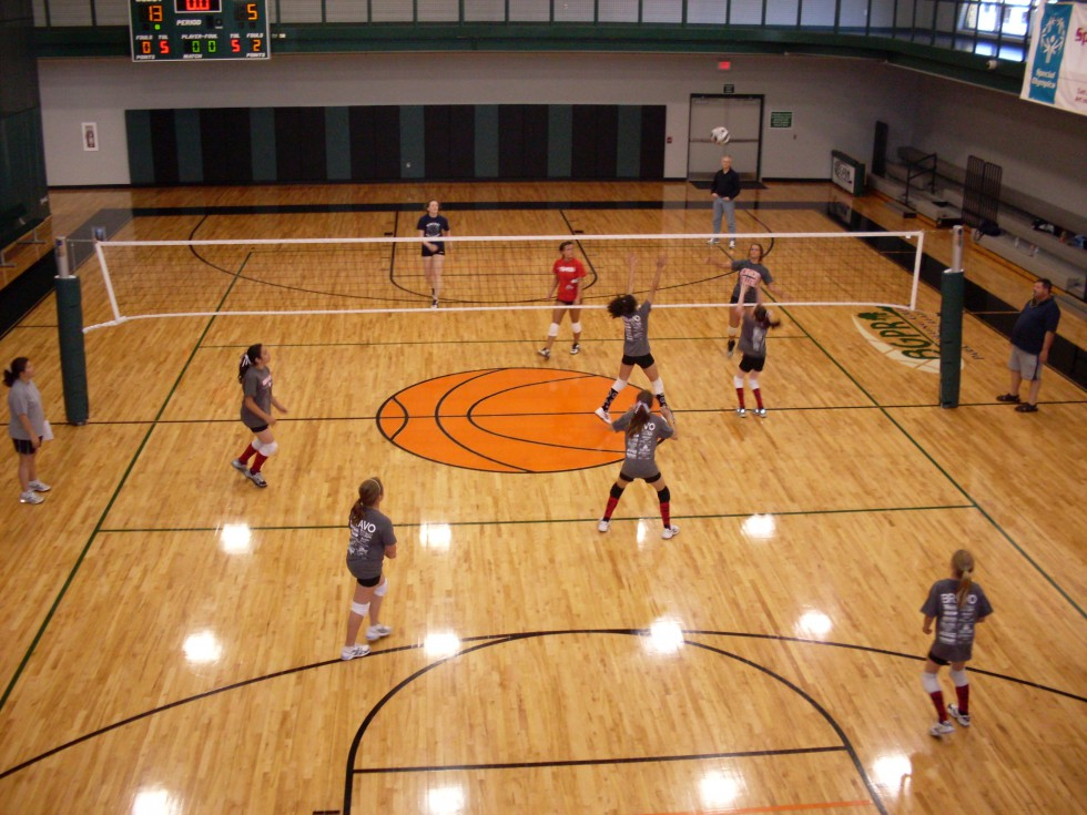 2019 Fall Indoor Volleyball League Registration