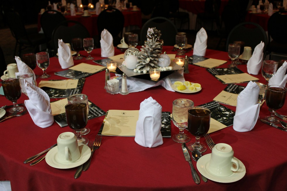 Banquet Tonight to Honor Neighbors, Volunteers