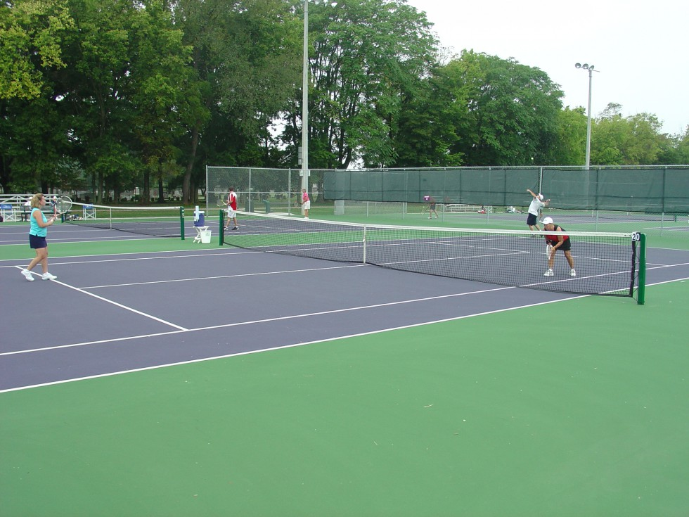 Fall Tennis Camps at Kereiakes Park