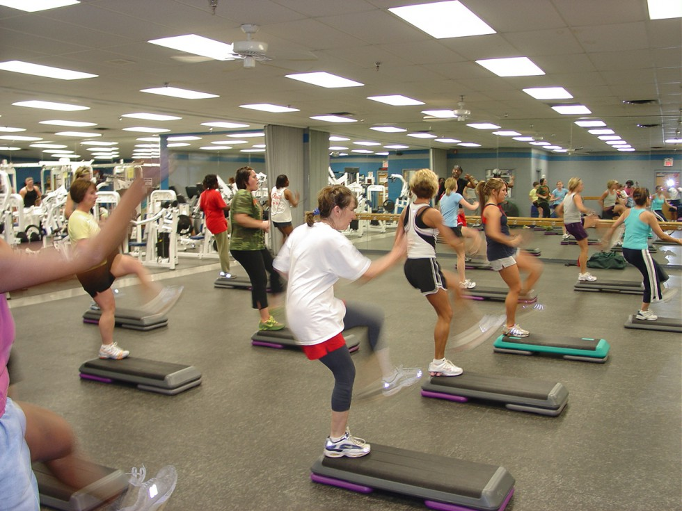 Bowling Green Parks and Rec Aerobic Classes!