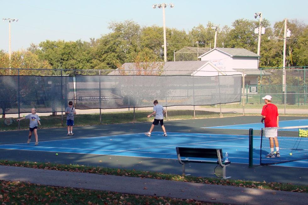 Summer 2019 Tennis Camp Registration