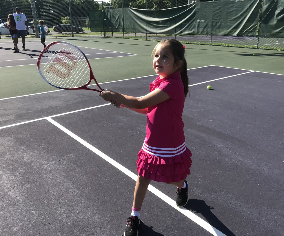 Spring Youth Tennis Camp Registration