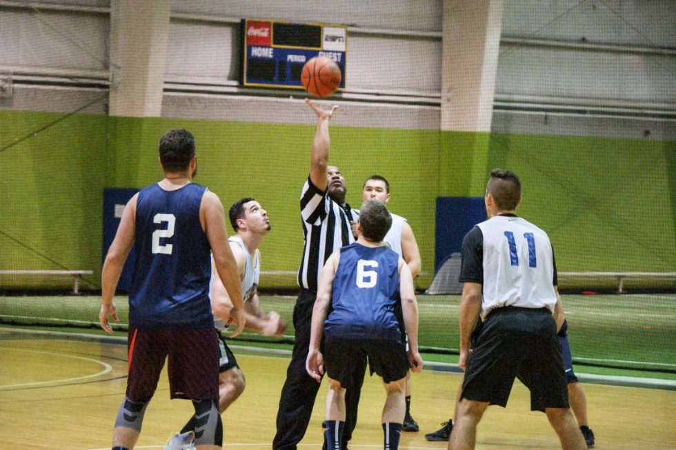 Winter Adult Basketball League Registration