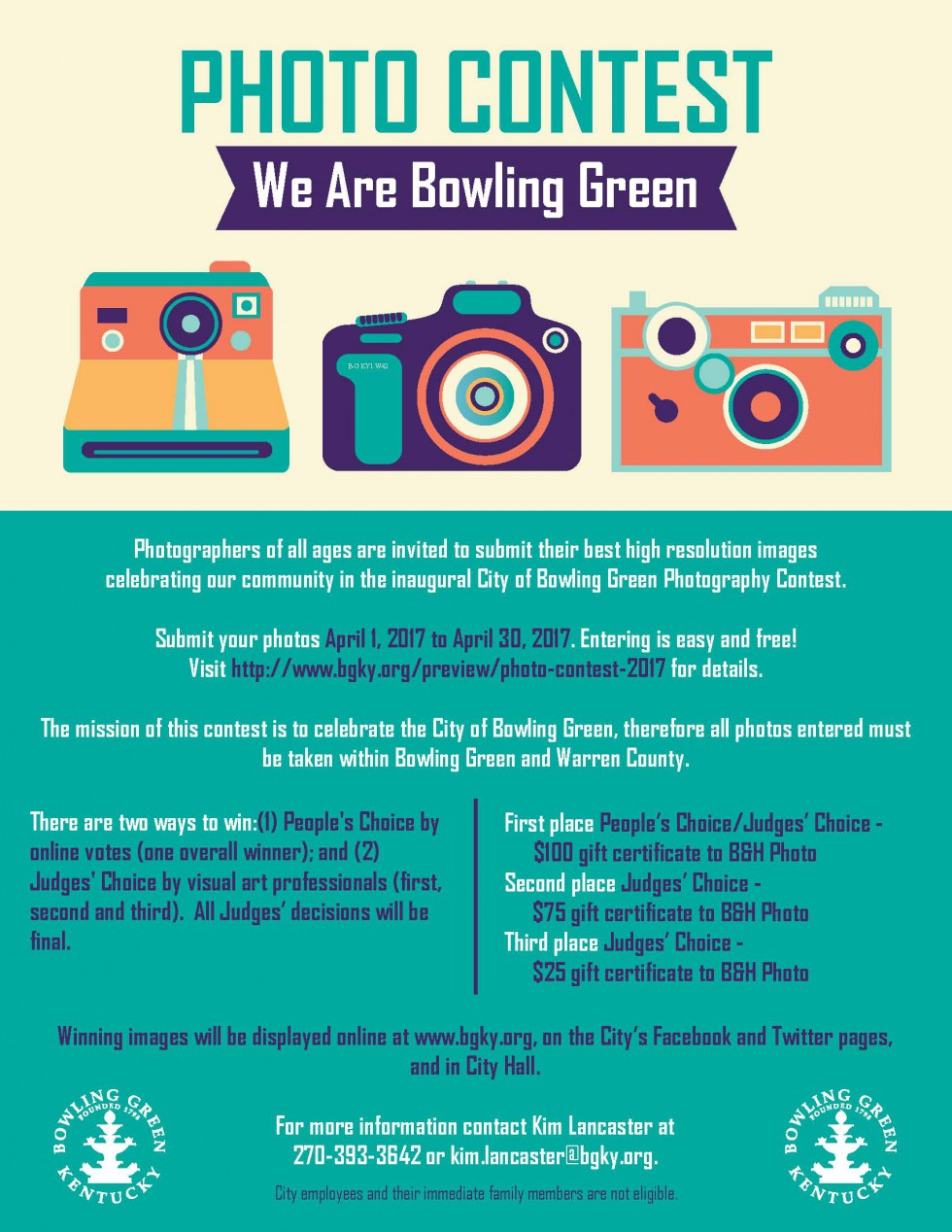 WE ARE BOWLING GREEN PHOTO CONTEST SUBMISSION DEADLINE – THIS WEEKEND