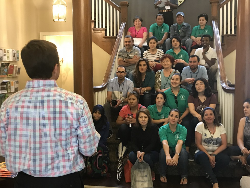 Academy for New Americans to Build Capacity on Effective Communication