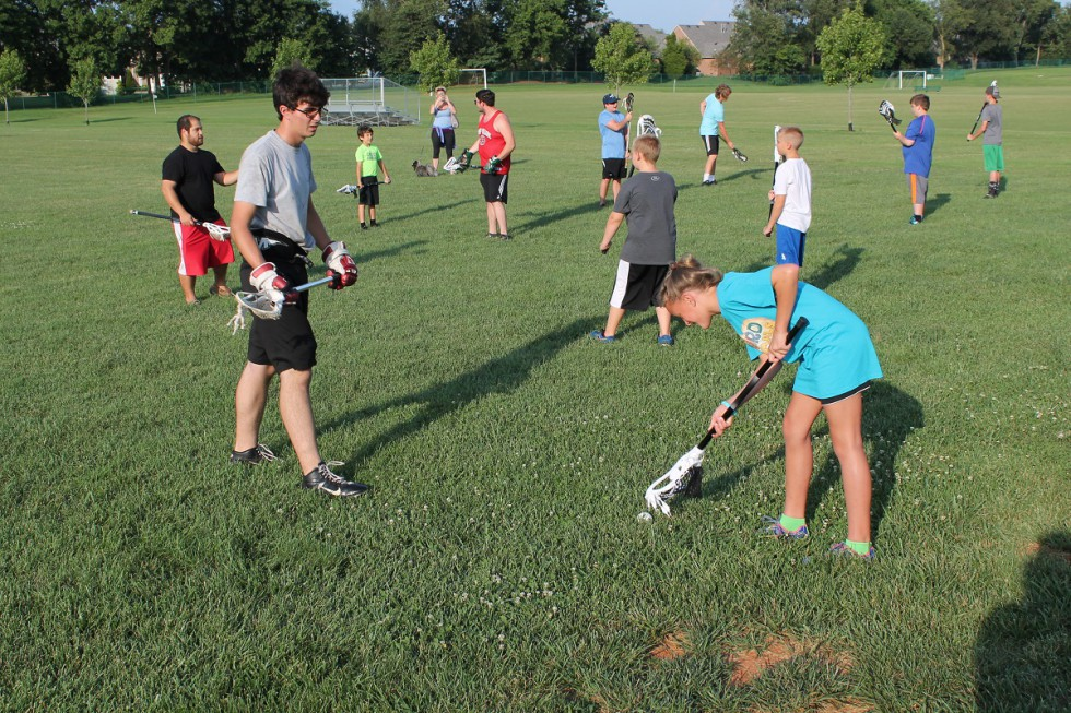Summer Youth Lacrosse Development League