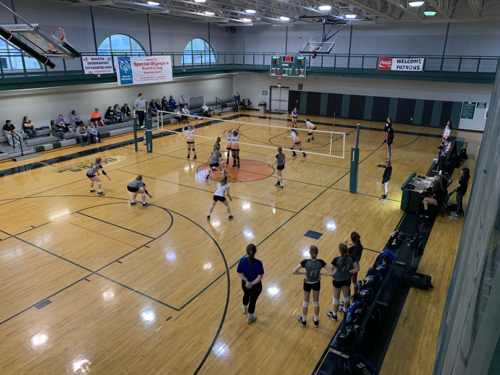 Adult Spring Indoor Volleyball Registration