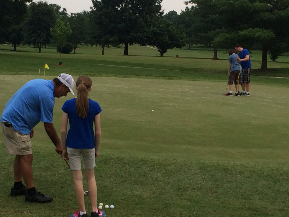 2018 Youth Golf Academy